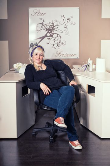 Steffanie Scheffler - Star Friseur in Haßfurt